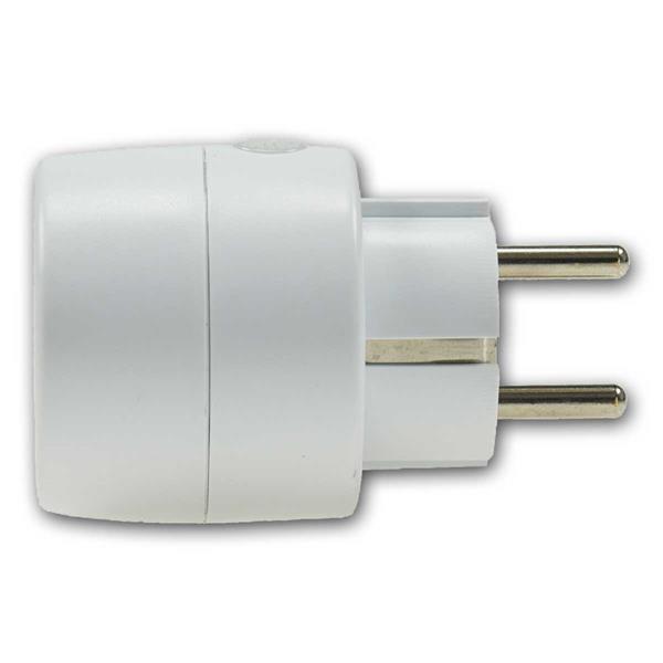 Funk-Steckdose zum einfachen Bedienen elektrischer Geräte