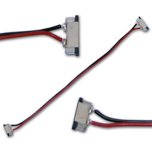 Kabel mit beidseitigen Connector Clip für SMD Strips