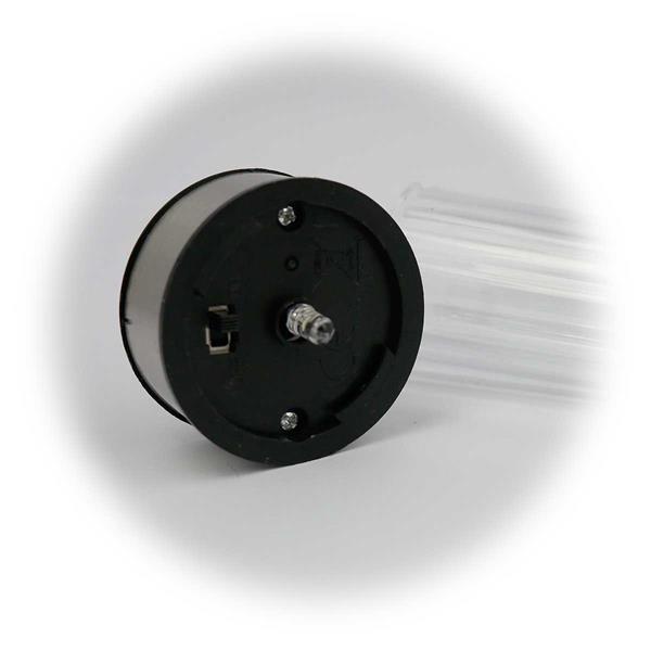 LED Außenleuchte mit einer LED, Ein- und Ausschalter
