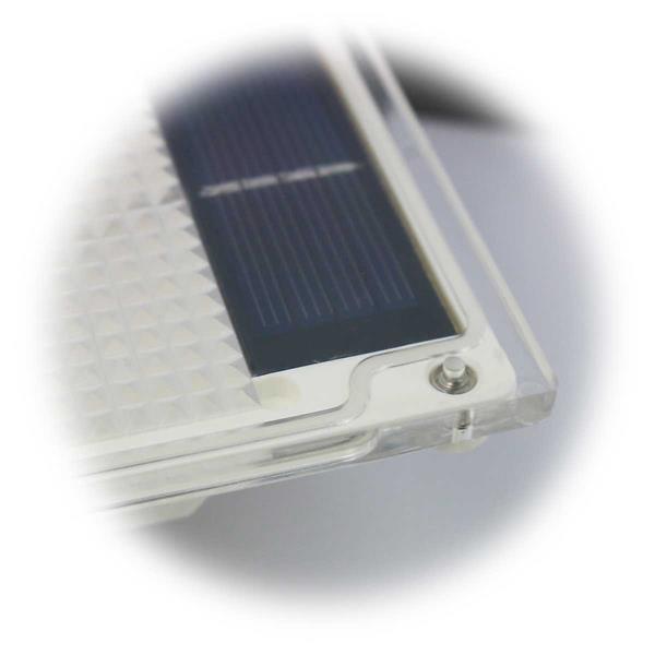 LED Bodeneinbauleuchte trittfest und wassergeschützt