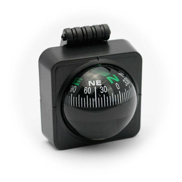 Praktischer Kompass zur Orientierung im Gelände