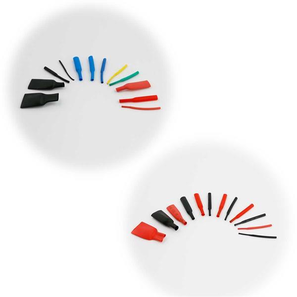 560-teiliges Schrumpfschlauch-Set in 2 Farbvarianten
