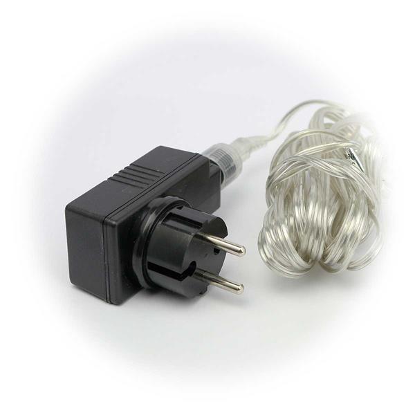 Anschlusskabel für LED Lichterketten System Decor mit 24VDC