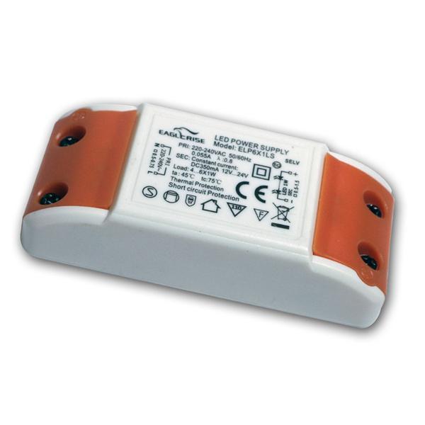Konstantstromquelle für 4-6x 1W High-Power LED