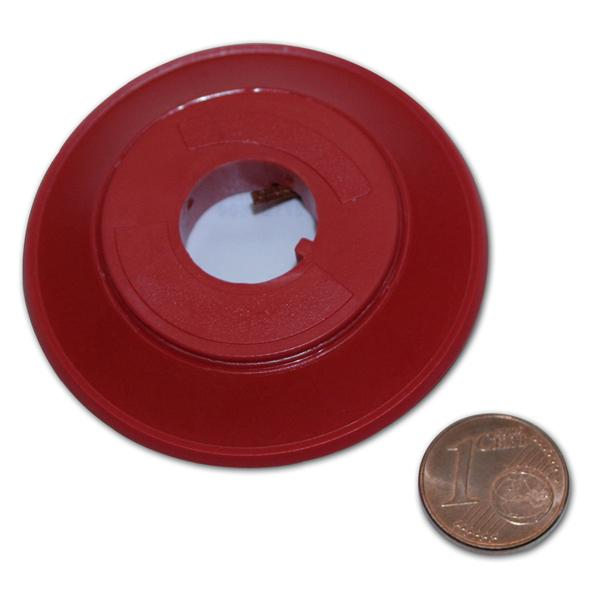 geflochtene Litze aus Kupfer auf praktischer Klappspule