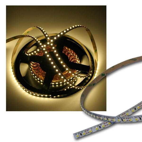 40cm FLEX SMD Streifen 48 LEDs warm-weiß /PCB-weiß