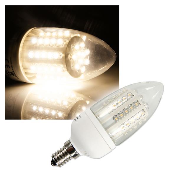LED-Strahler Candle E14 warm weiß Kerzen-Lampe