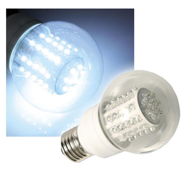 LED-Strahler McShine Sesenta Cima E27 pur weiß