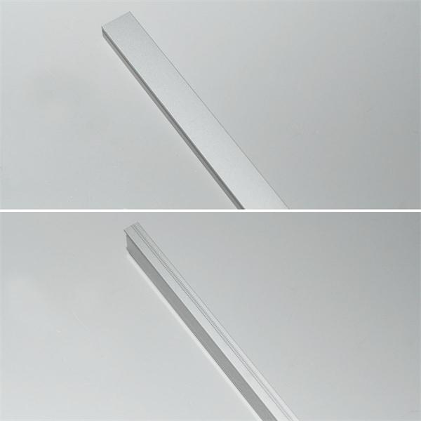 Alu-Profil in 1m Länge für LED-Streifen