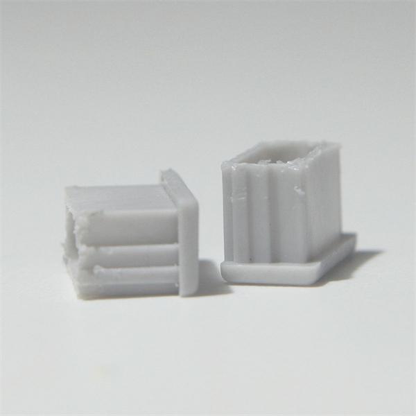 Abdeckkappe für Aluminiumprofil POLARUS-MIKRO