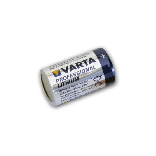 Lithium-Photobatterie VARTA CR2, 3V