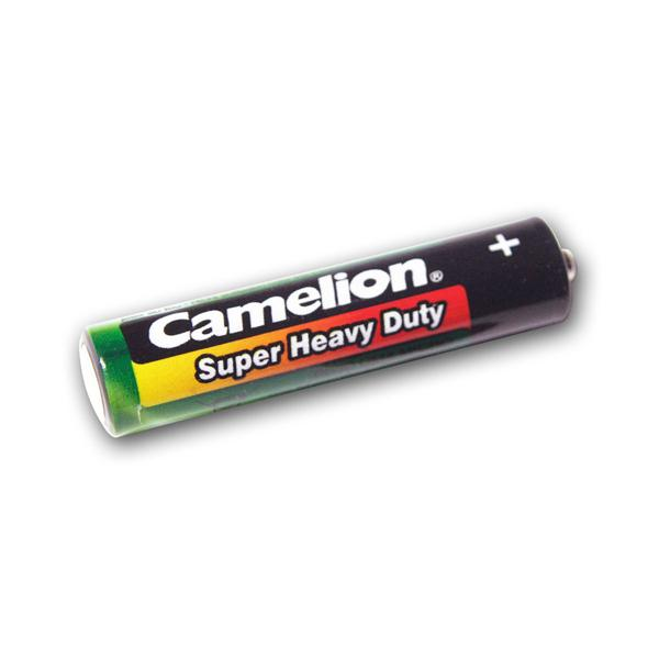 4er Pack Micro AAA Batterie Camelion grün