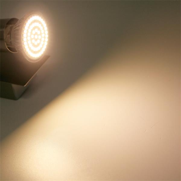 LED Wohnraumleuchte für gezielte Lichtakzente im Wohnbereich