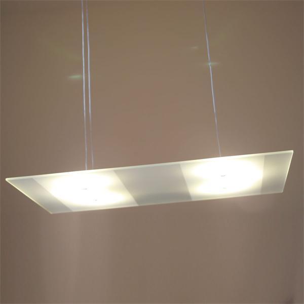 LED Hängeleuchte mit 6x 3,5W LEDs für perfekte Ausleuchtung