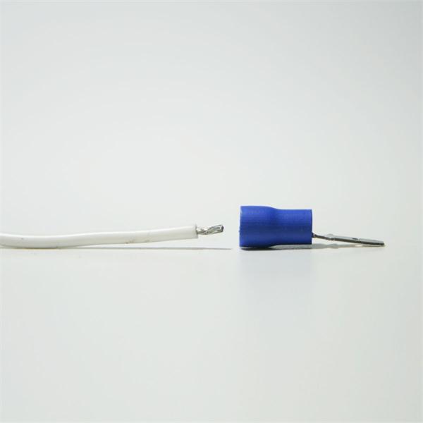 Flachstecker für Kabelnennquerschnitte von 1,5-2,5mm²