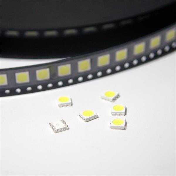 3-Chip LEDs im 10er Set in praktischer Verpackung