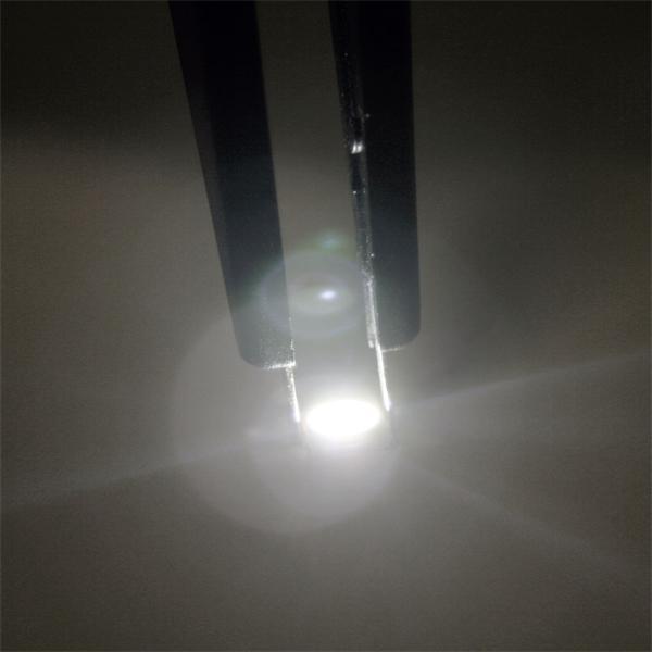 3-Chip SMD LEDs im 10er Set in praktischer Verpackung