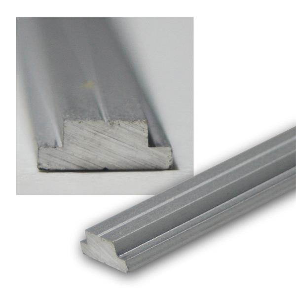 1m Verbinder für Aluminium Profile (siehe Beschr.)