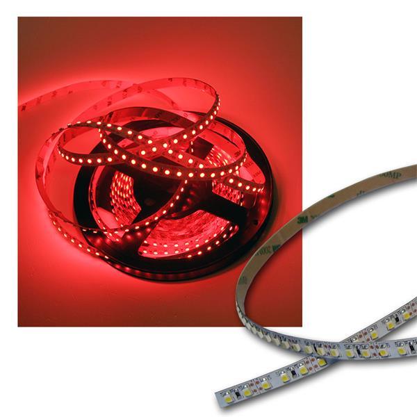 40cm FLEX SMD Streifen 48 LEDs ROT / PCB-weiß