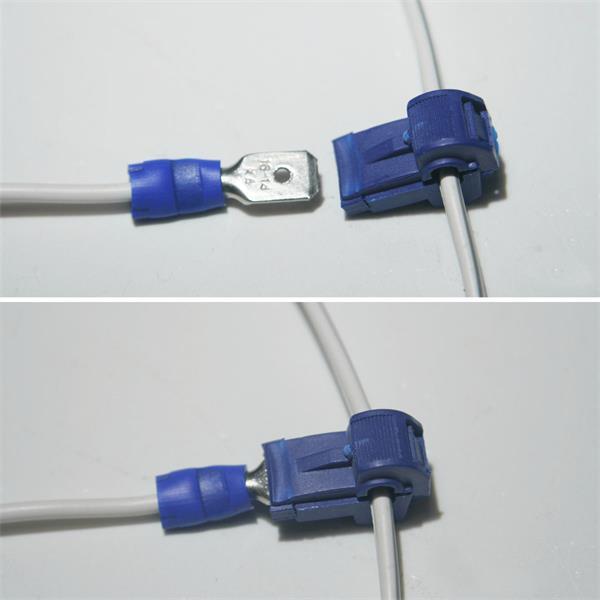 Stromdiebe zum Anzapfen von Stromleitungen 1,5 bis 2,5mm²