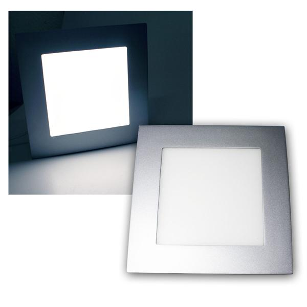led licht panel ctp 20 daylight 20x20cm dimmbar. Black Bedroom Furniture Sets. Home Design Ideas