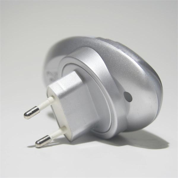 LED Einschlaflicht zum Einstecken in die Steckdose