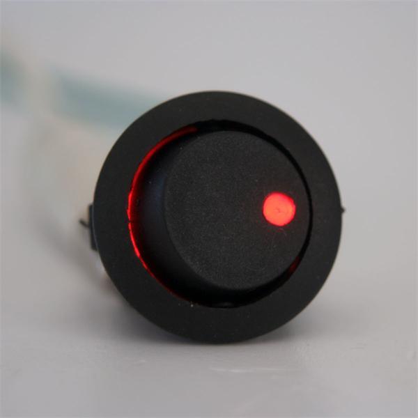 Miniaturschalter mit einer Schaltleistung von maximal 12V/16A