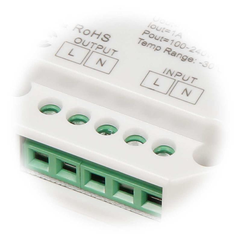 Tast-Dimmer McShine ''TD-24'' | LED-geeignet |  230V
