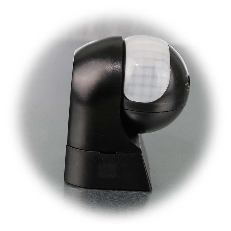 Wand-Bewegungsmelder 180° | 1-800W | für LED geeignet | 230V