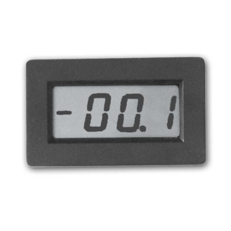 LCD Panel Meter PM 438 BLANKO | Spannungsmesser/ Amperemeter