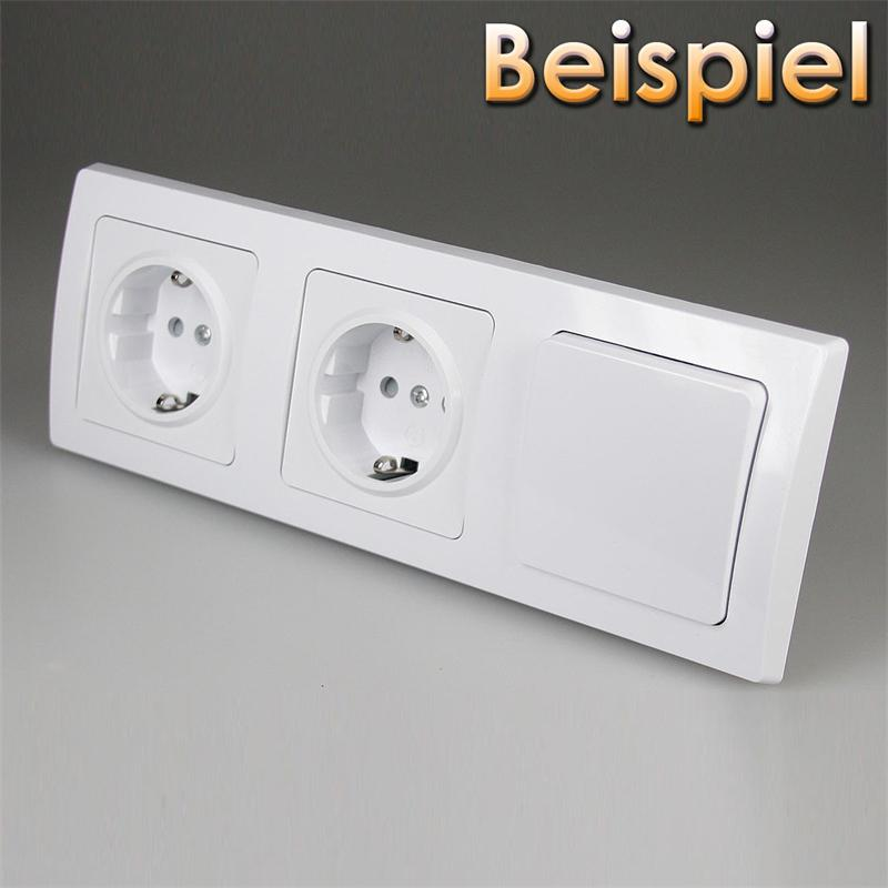 DELPHI switch 250V ~/10A, under plaster