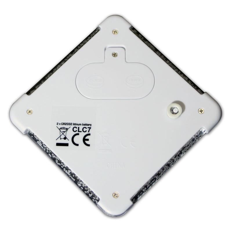 LED Glasuntersetzer mit Farbwechsel | RGB LEDs
