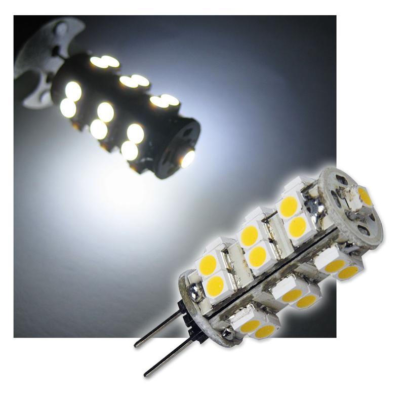 led stiftsockellampe g4 25 smd leds daylight 80lm. Black Bedroom Furniture Sets. Home Design Ideas