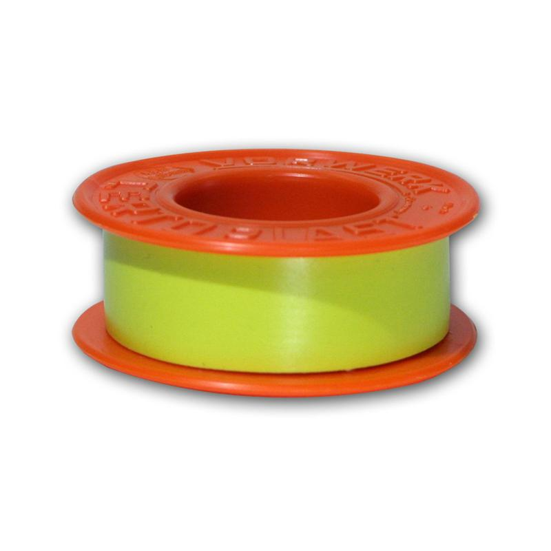 electrical insulation tape VDE 601 yellow