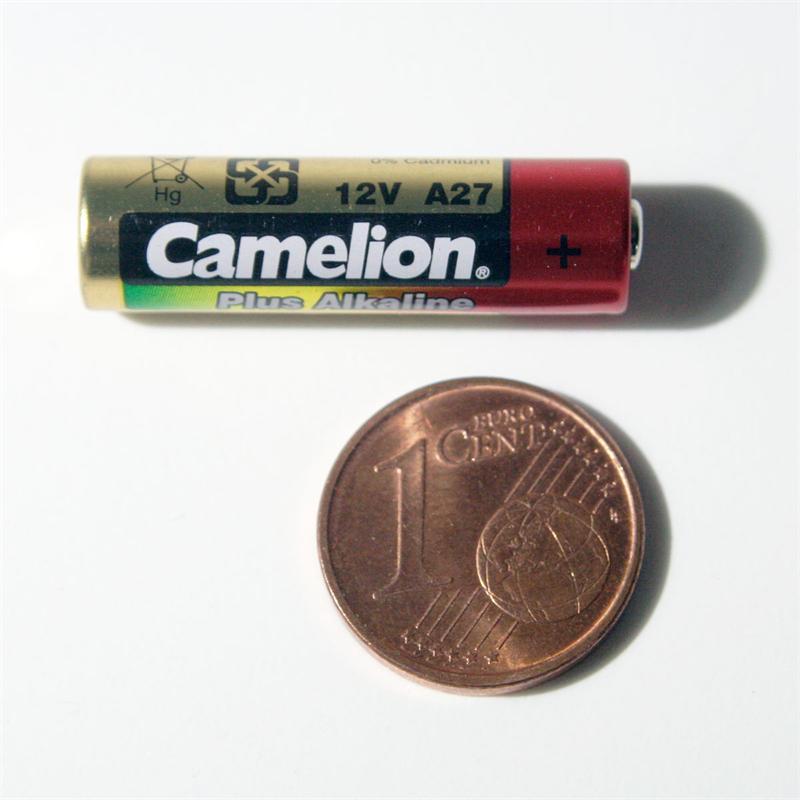 LR27A Batterie Alkaline Camelion 5er Blister