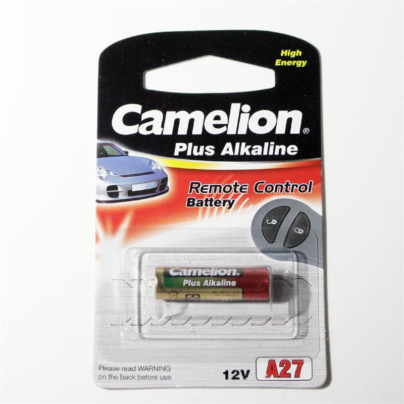 1x A27 MN27 LR27, 12V battery, Alkaline