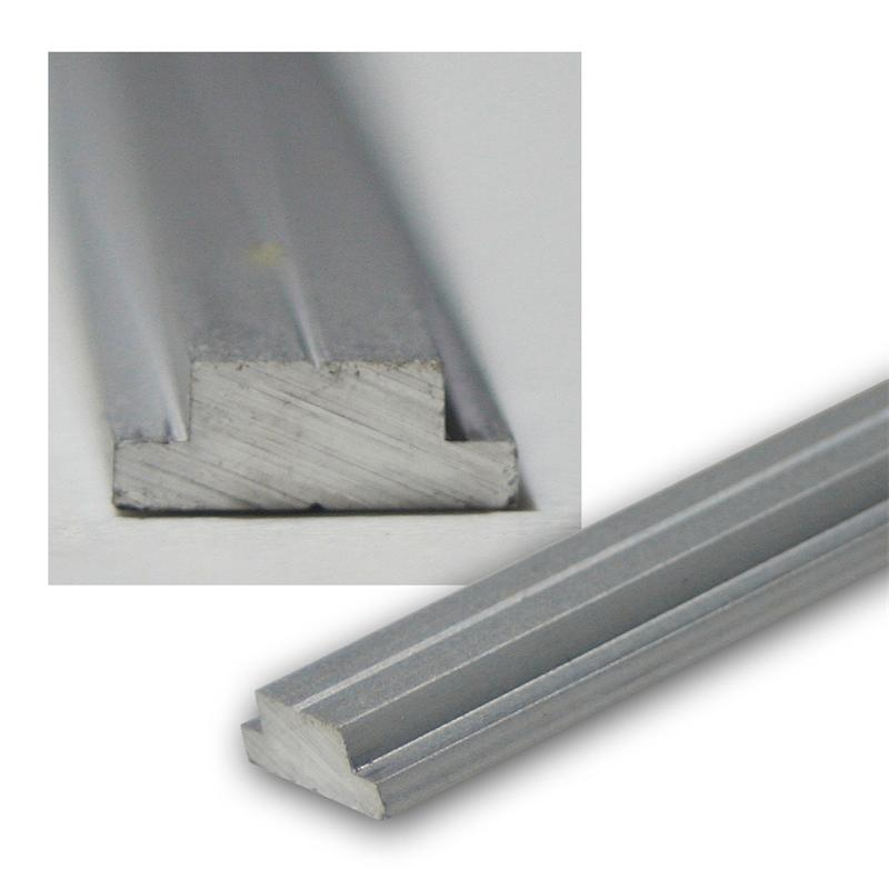 1m verbinder f r aluminium profile siehe beschr. Black Bedroom Furniture Sets. Home Design Ideas