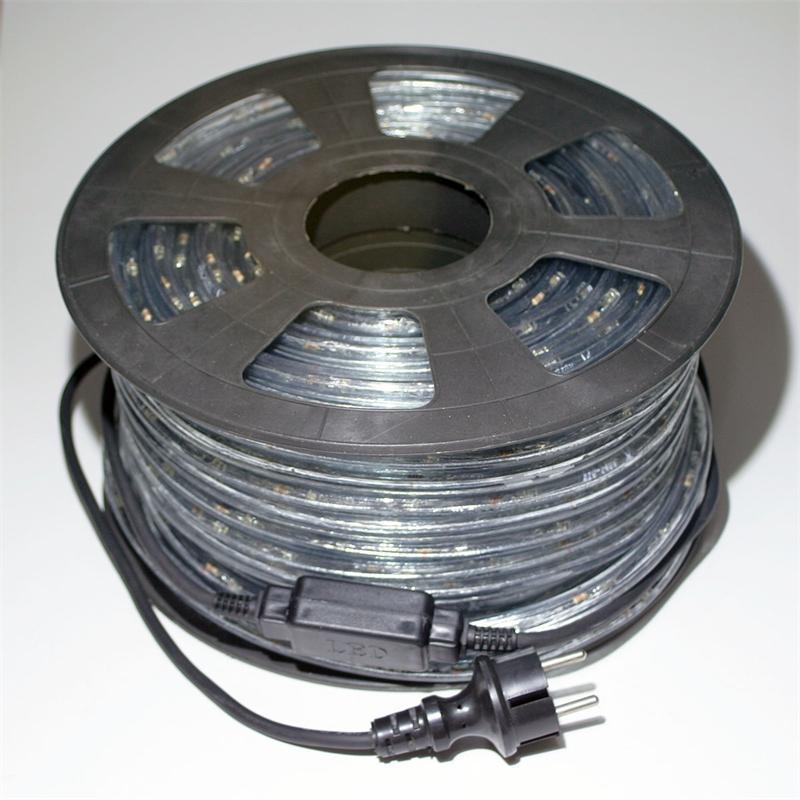 Lichtschlauch led led lichtschlauch premium wei 51m rolle dimmbar ip44 led lichtschlauch - Weihnachtsbeleuchtung auayen figuren selber bauen ...