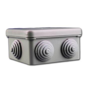 Fontaine Boîtier de dérivation gris,400V 16 A,IP44 Cache BOÎTE CONNEXION
