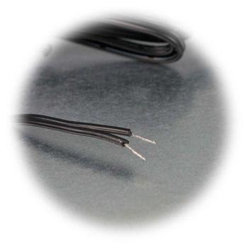 Anschlusskabel 3,5mm Stecker auf 1m loose Kabelenden 10016498 DC Stecker 3,5 mm