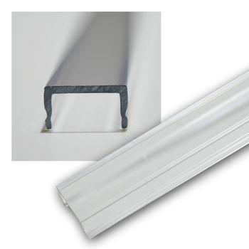 1m abdeckung f r aluminium profil transparent nicht f r alle siehe beschreibg ebay. Black Bedroom Furniture Sets. Home Design Ideas